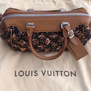 LV wooly baby gold